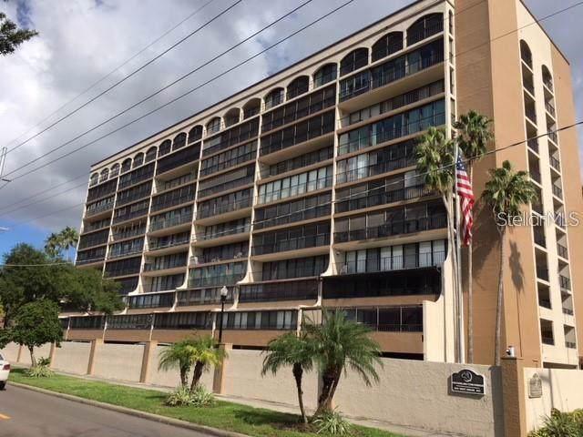 3211 W Swann Avenue #503, Tampa, FL 33609 (MLS #T3220403) :: Team Bohannon Keller Williams, Tampa Properties