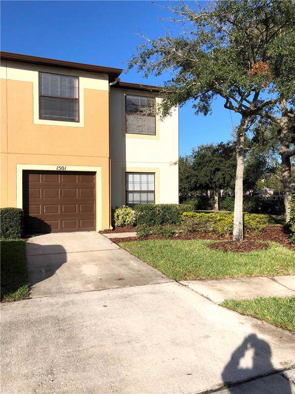 1501 Water Terrace Lane, Brandon, FL 33511 (MLS #T3220522) :: Florida Real Estate Sellers at Keller Williams Realty