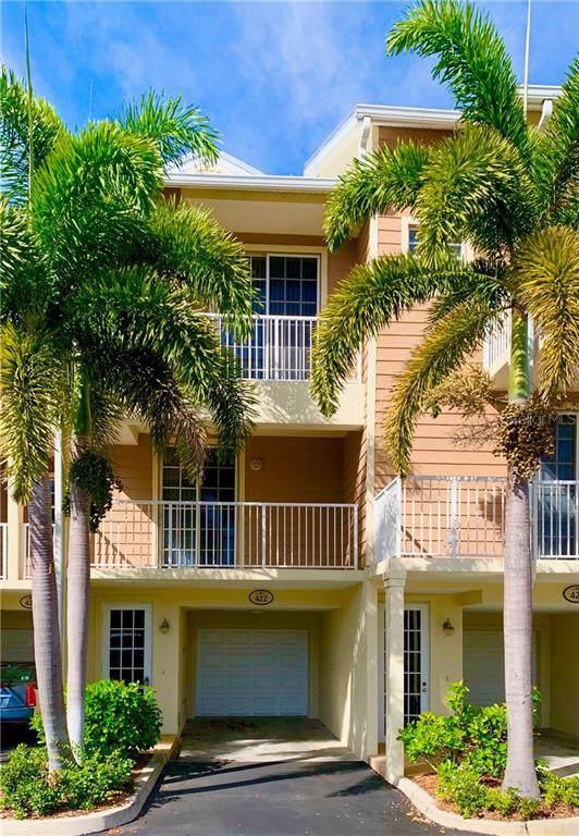 422 Bahia Beach Boulevard, Ruskin, FL 33570 (MLS #T3220774) :: Zarghami Group