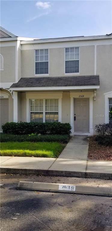 2518 Lake Woodberry Circle, Brandon, FL 33510 (MLS #T3220846) :: Dalton Wade Real Estate Group