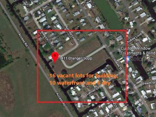 1099 Orange Loop, Okeechobee, FL 34974 (MLS #T3220869) :: The Duncan Duo Team