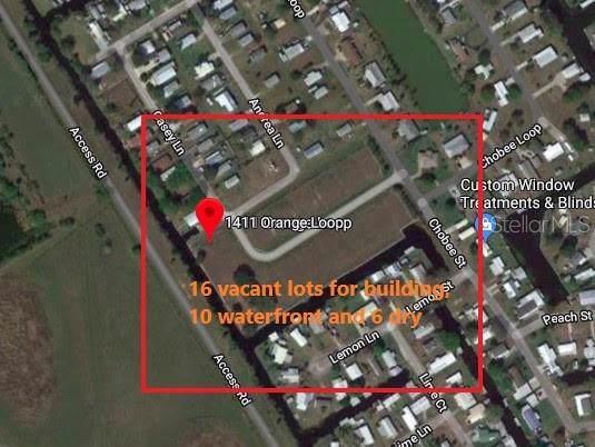 1087 Orange Loop, Okeechobee, FL 34974 (MLS #T3220872) :: The Duncan Duo Team