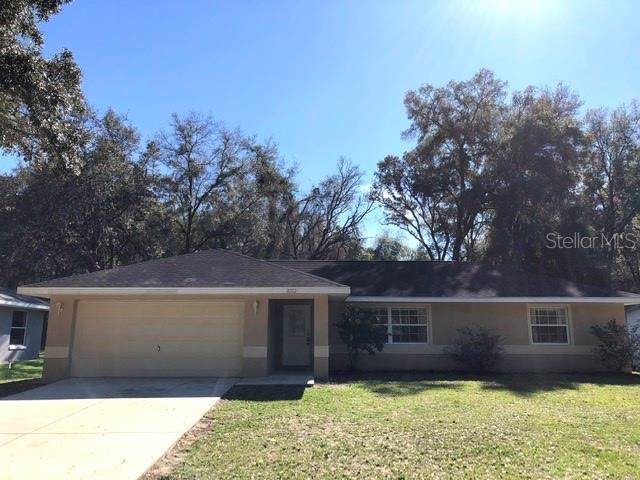 3752 E Sanders Street, Inverness, FL 34453 (MLS #T3221157) :: Carmena and Associates Realty Group
