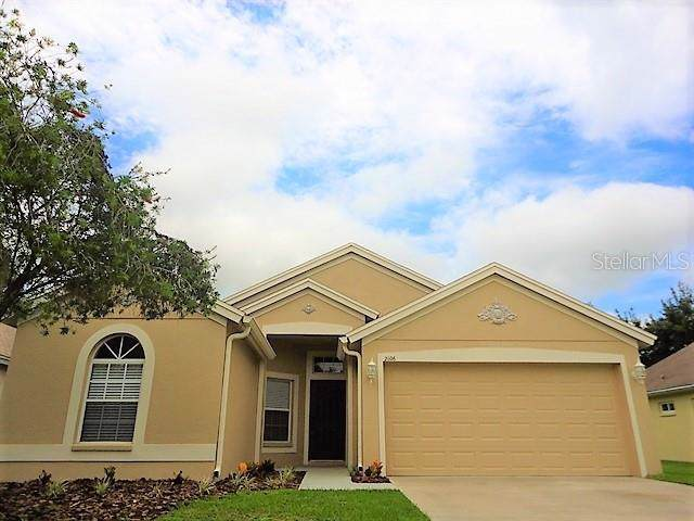 2606 Silvermoss Drive, Wesley Chapel, FL 33544 (MLS #T3221247) :: Team Bohannon Keller Williams, Tampa Properties