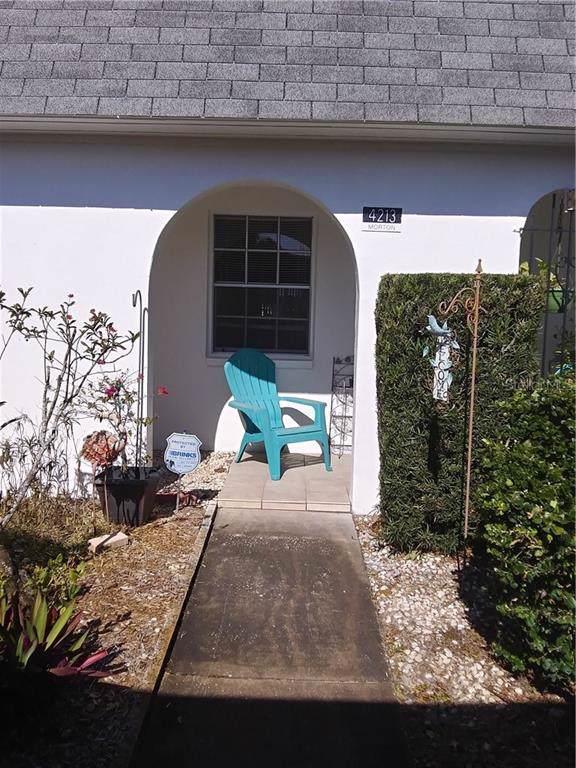 4213 Regal Place C, New Port Richey, FL 34652 (MLS #T3221448) :: Pristine Properties