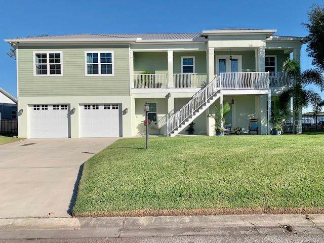 9414 Oak Street, Riverview, FL 33578 (MLS #T3222027) :: Gate Arty & the Group - Keller Williams Realty Smart