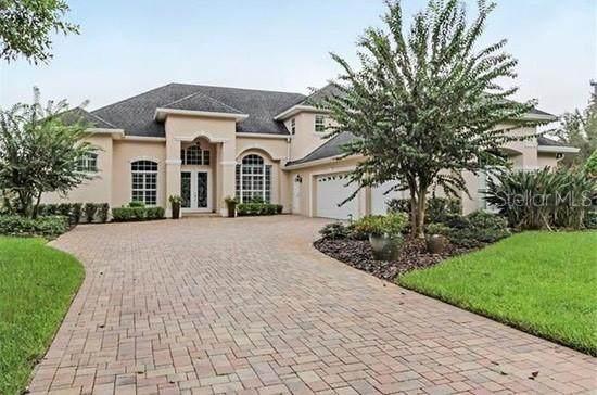 17134 Turning Oaks Bend, Lutz, FL 33549 (MLS #T3224295) :: Premium Properties Real Estate Services