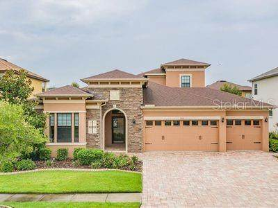 7118 Peregrina Loop, Wesley Chapel, FL 33545 (MLS #T3225104) :: Team Bohannon Keller Williams, Tampa Properties