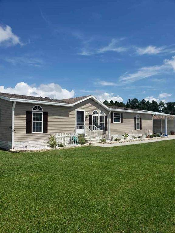 8247 Fortune Hunter Drive, Brooksville, FL 34613 (MLS #T3225395) :: Florida Real Estate Sellers at Keller Williams Realty