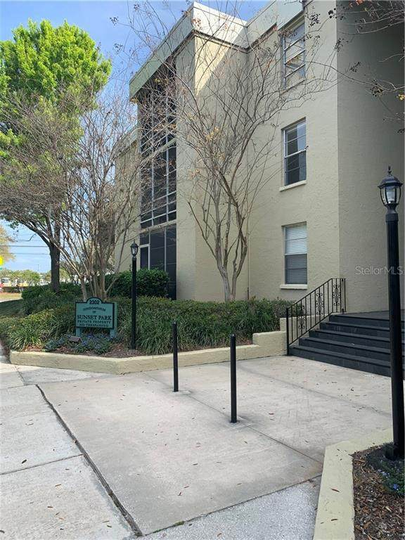 2302 S Manhattan Avenue No, Tampa, FL 33629 (MLS #T3225966) :: 54 Realty
