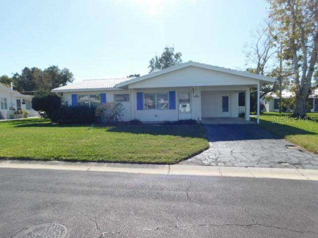 14246 86TH Terrace, Seminole, FL 33776 (MLS #T3227372) :: The Dora Campbell Team