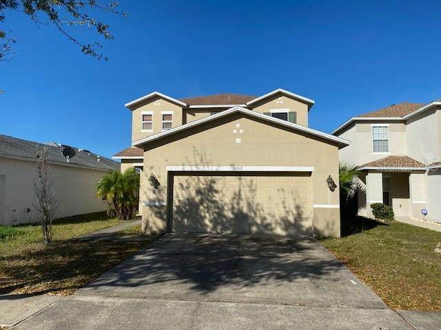 10912 Golden Silence Drive, Riverview, FL 33579 (MLS #T3227455) :: Team Bohannon Keller Williams, Tampa Properties