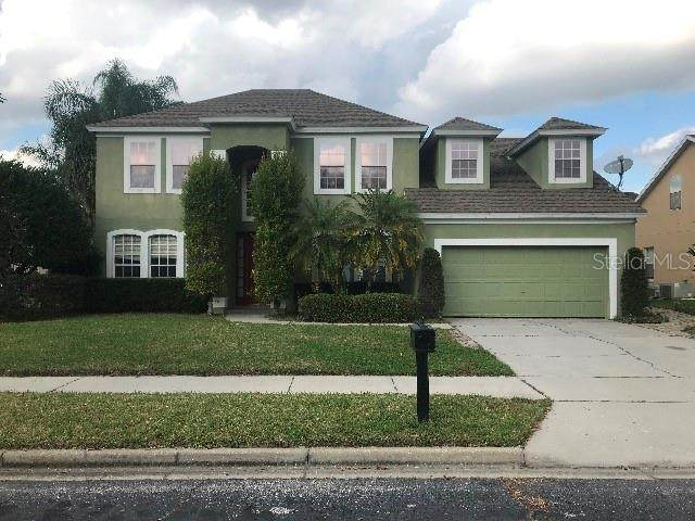386 Lake Amberleigh Drive, Winter Garden, FL 34787 (MLS #T3227993) :: Your Florida House Team