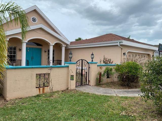 1345 Hillside Drive, Tarpon Springs, FL 34689 (MLS #T3231499) :: Premium Properties Real Estate Services