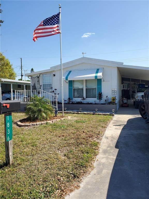 1836 Hoyle Drive, Holiday, FL 34691 (MLS #T3231644) :: Bridge Realty Group