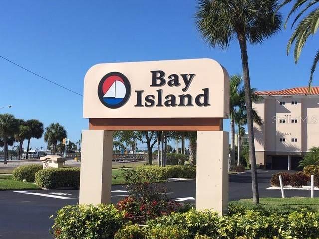 7405 Bay Island Drive S #120, South Pasadena, FL 33707 (MLS #T3232808) :: CENTURY 21 OneBlue