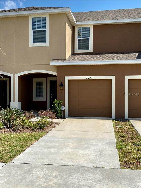 7028 Woodchase Glen Drive, Riverview, FL 33578 (MLS #T3232983) :: Griffin Group