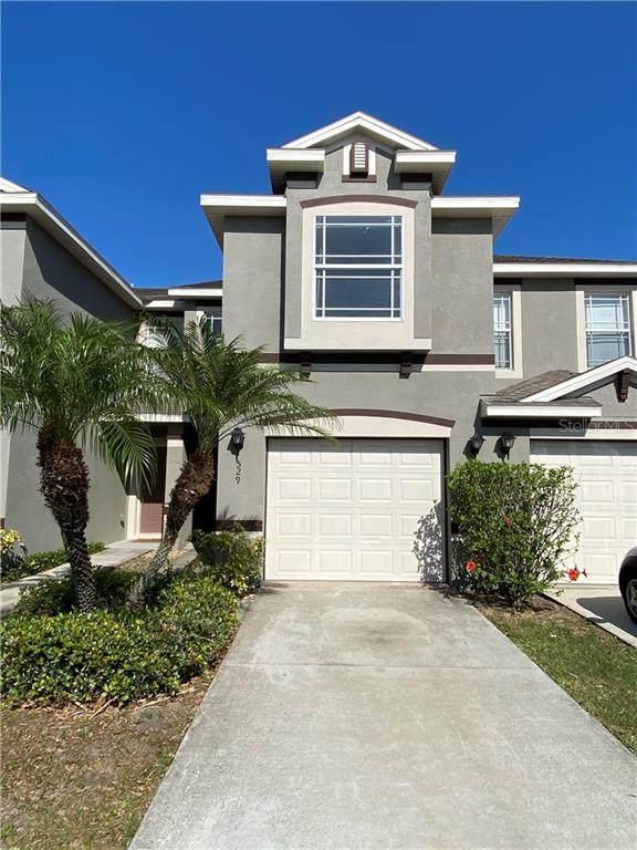 529 Glenn Cross Drive, Ruskin, FL 33570 (MLS #T3234468) :: Lovitch Group, Keller Williams Realty South Shore