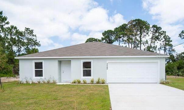 1827 Pierpoint Street, North Port, FL 34288 (MLS #T3234809) :: The Heidi Schrock Team