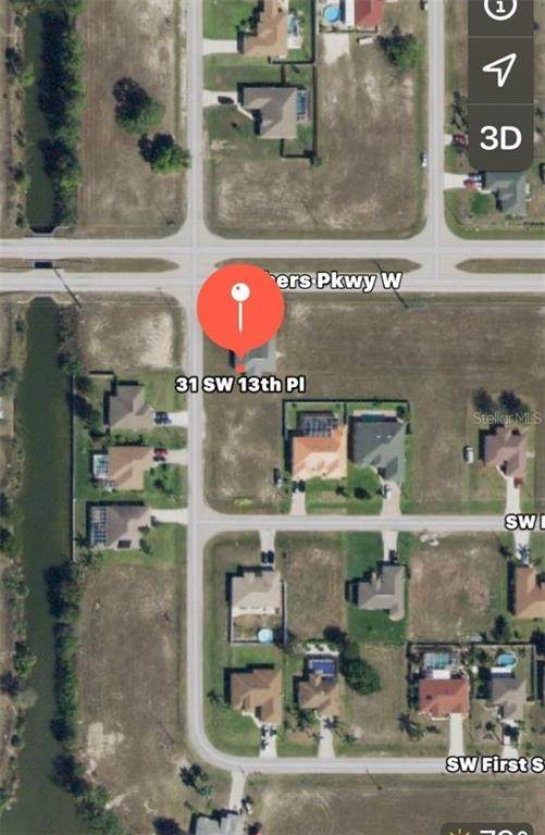 31 NW 13TH Place, Cape Coral, FL 33993 (MLS #T3235495) :: The Figueroa Team