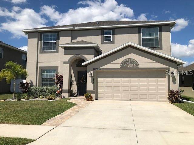 18315 Scunthorpe Lane, Land O Lakes, FL 34638 (MLS #T3235729) :: Team Bohannon Keller Williams, Tampa Properties
