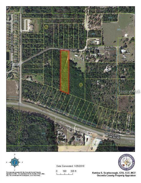 Forehand Road, Davenport, FL 33896 (MLS #T3235772) :: Griffin Group