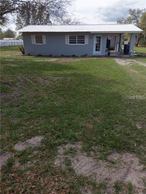 3317 Denton Road, Plant City, FL 33566 (MLS #T3235830) :: Keller Williams on the Water/Sarasota