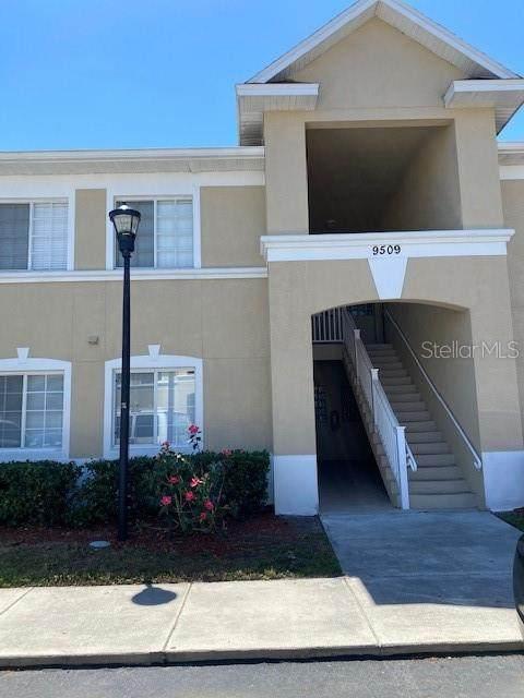 9509 Amberdale Court #101, Riverview, FL 33578 (MLS #T3235935) :: Dalton Wade Real Estate Group