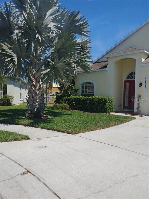 24646 Victoria Wood Court, Lutz, FL 33559 (MLS #T3236006) :: The A Team of Charles Rutenberg Realty