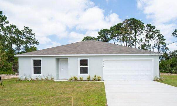 3376 Mayflower Terrace, North Port, FL 34286 (MLS #T3236111) :: Homepride Realty Services
