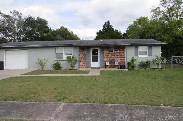 9334 Marler Road, Spring Hill, FL 34608 (MLS #T3241993) :: Griffin Group