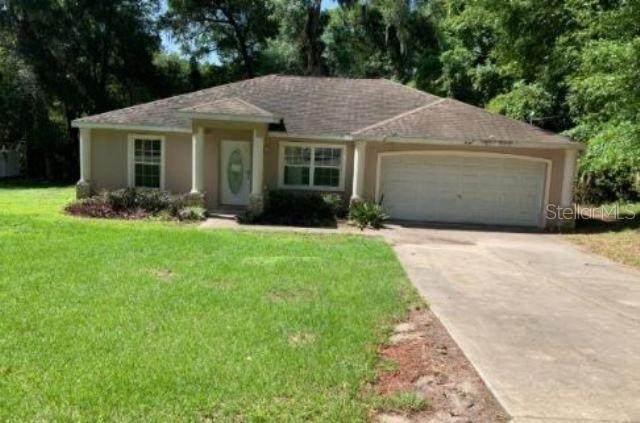 4130 SE 130TH Street, Belleview, FL 34420 (MLS #T3243211) :: Team Borham at Keller Williams Realty