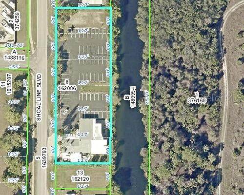 4054 Shoal Line Boulevard, Hernando Beach, FL 34607 (MLS #T3243424) :: Bustamante Real Estate