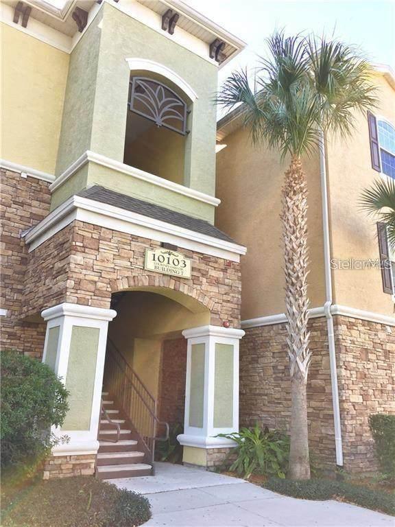 10103 Courtney Palms Boulevard #101, Tampa, FL 33619 (MLS #T3243731) :: Team Bohannon Keller Williams, Tampa Properties