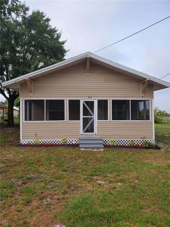 842 Avenue N SW, Winter Haven, FL 33880 (MLS #T3243818) :: Team Bohannon Keller Williams, Tampa Properties