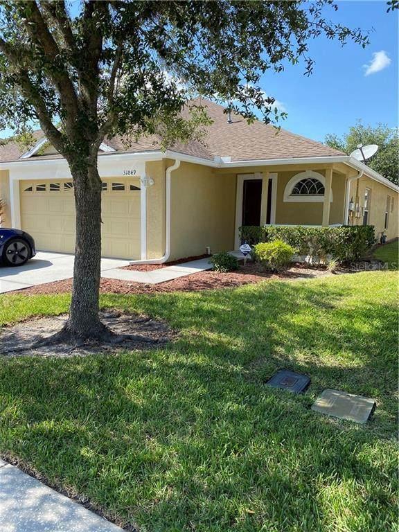 31849 Turkeyhill Drive, Wesley Chapel, FL 33543 (MLS #T3243837) :: Team Bohannon Keller Williams, Tampa Properties