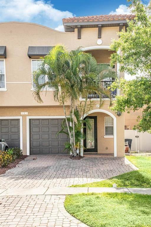 503 N Hubert Avenue Hubert, Tampa, FL 33609 (MLS #T3244252) :: Team Bohannon Keller Williams, Tampa Properties