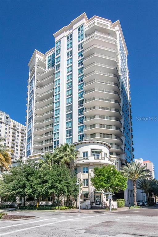 450 Knights Run Avenue #1604, Tampa, FL 33602 (MLS #T3246217) :: The Duncan Duo Team