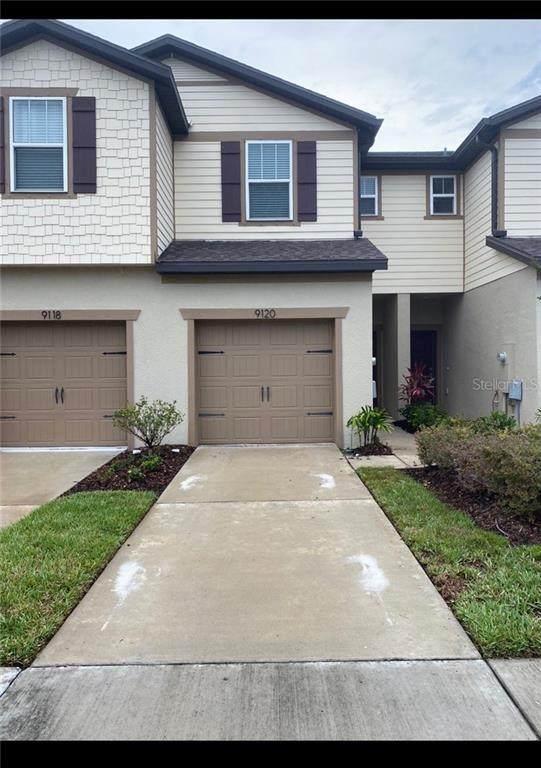 9120 Hillcroft Drive, Riverview, FL 33578 (MLS #T3246291) :: Armel Real Estate