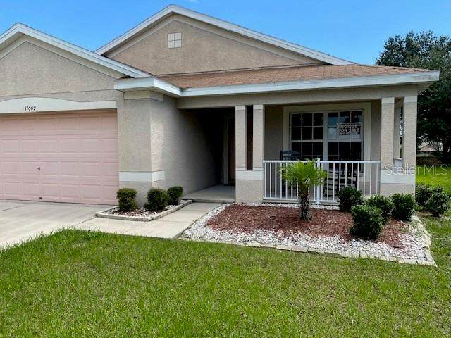 11609 Mountain Bay Drive, Riverview, FL 33569 (MLS #T3251658) :: Griffin Group