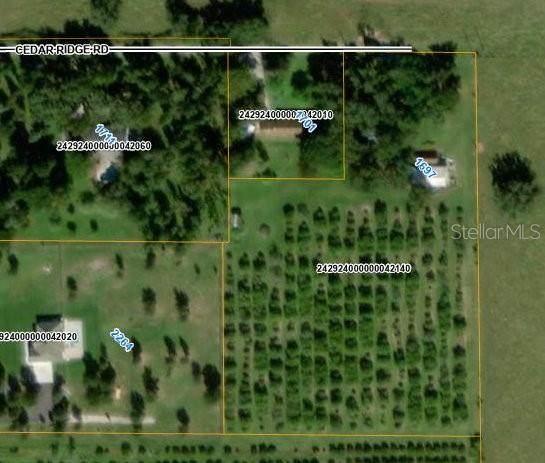 1697 Cedar Ridge Road, Bartow, FL 33830 (MLS #T3252169) :: Florida Real Estate Sellers at Keller Williams Realty