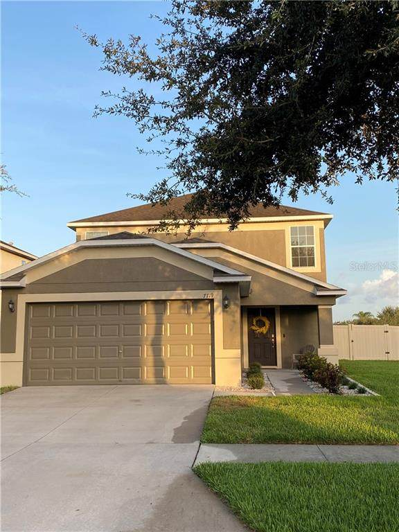 7719 Maroon Peak Drive, Ruskin, FL 33573 (MLS #T3252576) :: Dalton Wade Real Estate Group