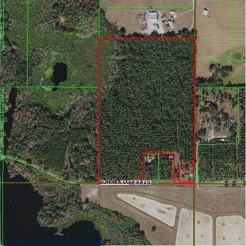 Sumner Lake, Dade City, FL 33525 (MLS #T3252625) :: Team Borham at Keller Williams Realty