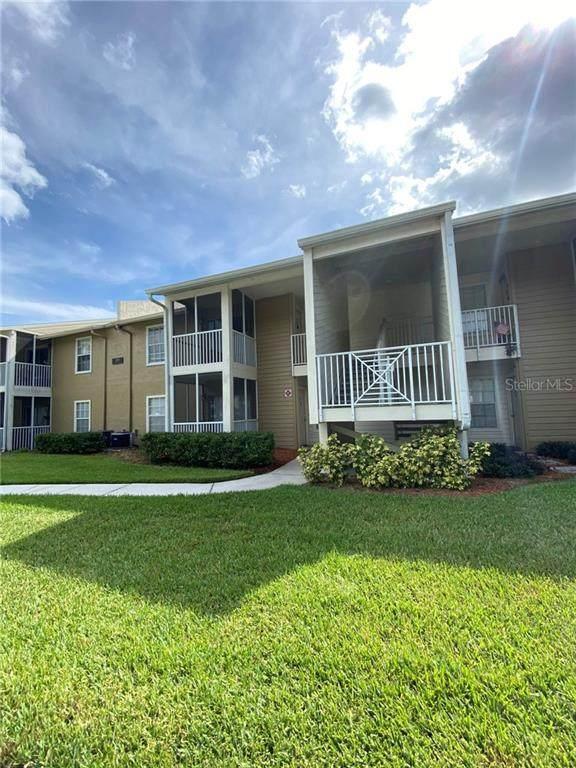 209 Lake Brook Circle #103, Brandon, FL 33511 (MLS #T3253025) :: Team Bohannon Keller Williams, Tampa Properties