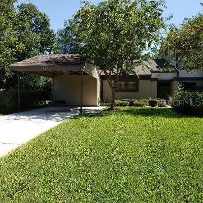235 Woods Landing Trail #235, Oldsmar, FL 34677 (MLS #T3256345) :: Pristine Properties