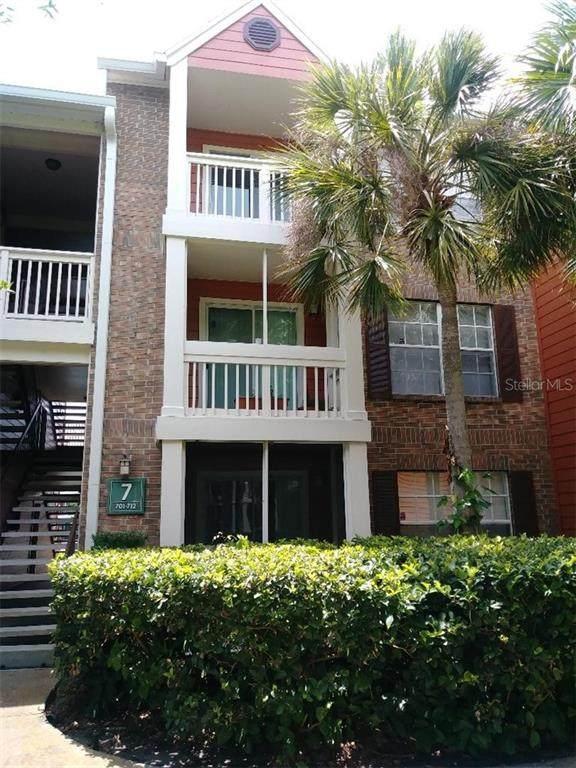 10200 Gandy Boulevard N #706, St Petersburg, FL 33702 (MLS #T3256458) :: Homepride Realty Services