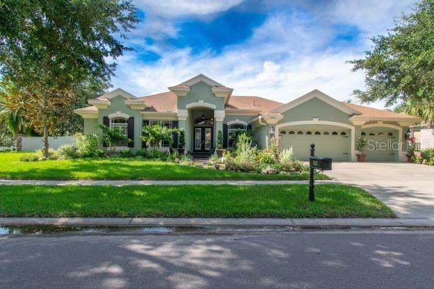 19811 Strathmore Place, Land O Lakes, FL 34638 (MLS #T3257191) :: Premium Properties Real Estate Services