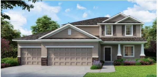 13418 Lakeview Oaks Lane, Riverview, FL 33579 (MLS #T3257677) :: The Duncan Duo Team