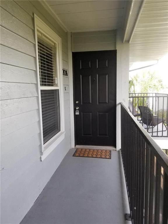 3712 W Wisconsin Avenue #208, Tampa, FL 33611 (MLS #T3258108) :: Premier Home Experts