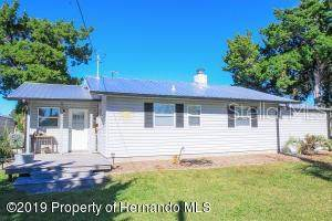 5007 Cedarbrook Lane, Hernando Beach, FL 34607 (MLS #T3262501) :: Rabell Realty Group